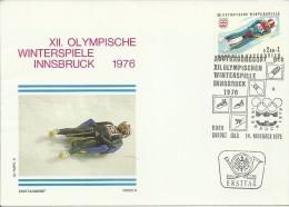 AUSTRIA INNSBRUCK JUEGOS OLIMPICOS INVIERNO 1976 DEPORTE - Invierno 1976: Innsbruck