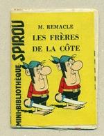 """Petit Livret Collection Mini-Bibliothèque Mini-Récit """" SPIROU """" N°108 - Les Frères De La Côte - Petit Livret Non Agrafé - Livres, BD, Revues"""