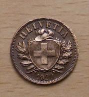 SUISSE  2 RAPPEN 1920 B - Switzerland
