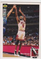 CHICAGO BULLS   RON HARPER - Trading Cards