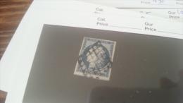 LOT 258901 TIMBRE DE FRANCE OBLITERE N�4 VALEUR 60 EUROS