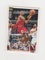 CHICAGO BULLS   SCOTTIE PIPPEN - Trading Cards