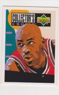 CHICAGO BULLS   MICHAEL JORDAN CHECKLIST 377-429 - Trading Cards