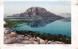 TORGHATTAN NORDLAND (Norwegen), Karte Um 1900 - Norwegen