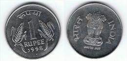 INDIA 2 RUPIAS RUPEES 1995 - India