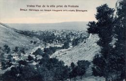 VRATZA / VRATSA / VRACA : VUE PRISE De VRATZATA ~ 1905 - 1910 (s-155) - Bulgarien