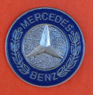 Pin´s - Logo De Voiture Mercedes Benz - Mercedes