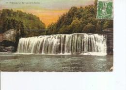 Suisse ( Carte Postale De 1910 De Matran Vers La France à Voir) - Covers & Documents