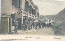 Naarden, Infanterie - Kazerne Oud - Molen - Naarden