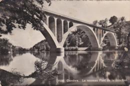 RP; GENEVE, Switzerland; Le Nouveau Pont De La Jonction, PU-1948 - GE Geneva