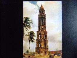 CUBA TORRE EIZNAGA TRINIDAD - Cuba
