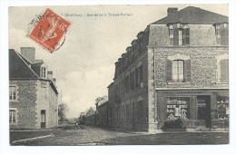 MAURON - Arrivée De La TRINITE PORHOET - France