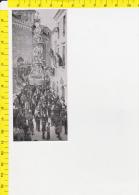 CO-5614 RANDAZZO PROCESSIONE DELL'ASSUNTA FOLCLORISTICA MANIFESTAZIONE - Autres