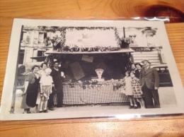 Carte Postale Photo, Boucherie Maison LAIR, 5 Route De Croissy Le Vesinet.   RARE !!!!!! - Le Vésinet