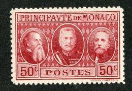 M-131  Monaco 1928  Michel #108*  Offers Welcome! - Mónaco