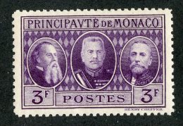 M-133  Monaco 1928  Michel #109*  Offers Welcome! - Mónaco