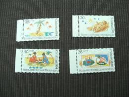 K7638-  Set  MNH MICRONESIA 1984 Chrismas - Micronésie