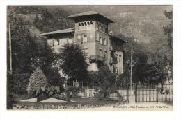 ITALIE  /  RONCEGNO  /  ALPI  TRENTINE  ( 535 M.) /  VILLA  WAIZ  /  Edit.  C. MONTIBELLER - Other Cities