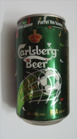 Vietnam Viet Nam Carlsberg 330ml Empty Beer Can / Opened By 2 Holes - Cannettes