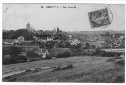 SEZANNE VUE  GENERALE - Sezanne