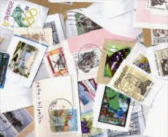 Scandinavia KILOWARE StampBag 500g (1LB-1½oz) 7-8 Countries      [vrac Kilowaar Kilovara] - Timbres