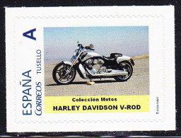 HARLEY DAVIDSON V-ROD VRSCF- THEME MOTOCICLETAS - MOTORCYCLES - MOTOS - TU SELLO PERSONALIZADO - Motorfietsen