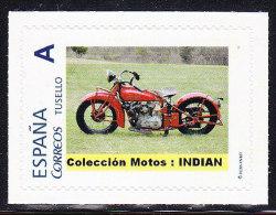 INDIAN 1949- THEME MOTOCICLETAS - MOTORCYCLES - MOTOS - TU SELLO PERSONALIZADO - Motos