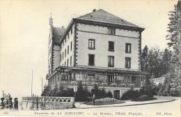 Environs De La Schlucht  (Vosges) - La Douane, L´Hôtel Français - Carte ND Phot N°284 - Zoll