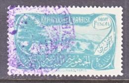 LIBAN    FISCAL 3   (o) - Lebanon
