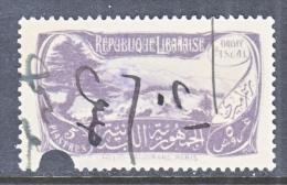 LIBAN    FISCAL 4   (o) - Lebanon