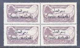 LIBAN    FISCAL 5   (o)  OVPT.  VARIETY - Lebanon