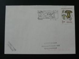 35 Ille Et Vilaine Iffendic - Flamme Sur Lettre Postmark On Cover - Marcophilie (Lettres)