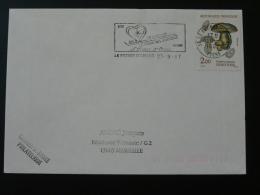 38 Isere Le Fresnay D'Oisans - Flamme Sur Lettre Postmark On Cover - Marcophilie (Lettres)
