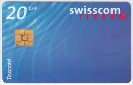 SWITZERLAND A-860 Chip Swisscom - used