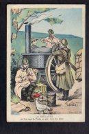 Illustrateur Dessin (G) Gilbert   - Militaria Soldats - La Roulante Ou L'on Met La Poule Au Pot Tous Les Jours - Illustrateurs & Photographes