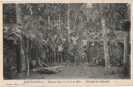 Carte Postale Ancienne De HAUTE SANGA - Repubblica Centroafricana