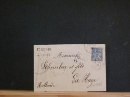 51/442   LETTRE POUR P.B.  1902 - 1900-02 Mouchon