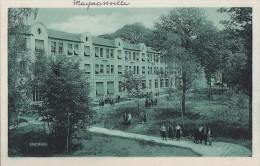 Magnanville 78 -  Aile Gauche Sanatorium Léopold Bellan - Magnanville