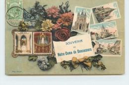 NOTRE DAME DE BONSECOURS - Carte Multivues (timbre Taxe) - Péruwelz