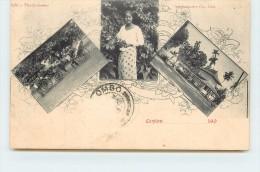 CEYLON - Apothecaries Co; Carte Multivues. - Sri Lanka (Ceylon)