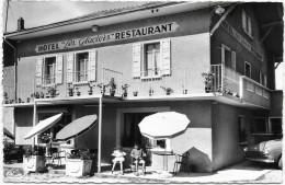 MONT SAXONNEX:HOTEL LES GLACIERS - France