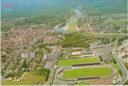 Landes :  DAX : Vue  (  Stade , Hlm ,piscine ...) - Dax