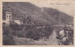 PIGNA -  PANORAMA E VILLA ISNARDI  VG 1929   AUTENTICA 100% - Imperia