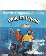 45T B.O DE FILM PAIR ET IMPAIR - Soundtracks, Film Music
