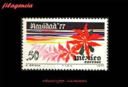 AMERICA. MÉXICO MINT. 1977 NAVIDADES - México