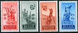 N° 781A-784A   Xx - 1948 - Belgique