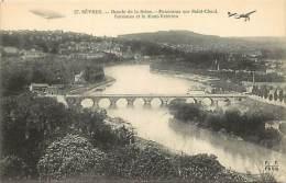 - Hauts De Seine -ref 640 - Sevres - Boucle De La Seine - Panorama Sur St Cloud - Suresnes Et Mont Valerien - - Sevres