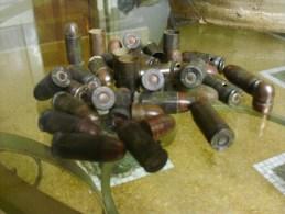 """ww2 """"30""""munition de qualit� balle """"US"""" Pour pistolet mitrailleur""""Thompson"""" POUR COLT"""" inert"""""""
