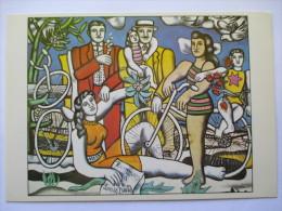 Fernand LEGER  Les Loisirs - Peintures & Tableaux