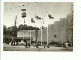 Bruxelles Expo 58 Exposition 1958  Pavillon De La Finlande - Universal Exhibitions